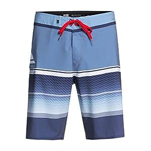 Quiksilver Highline Slab 20″ Pantalones Cortos, Hombre