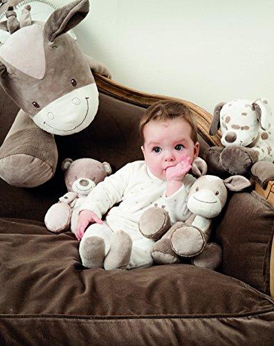 Nattou Spieluhr, Mädchen und Jungen, 28 cm, beige - Tom der Bär - 2