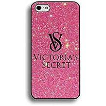 Durable Victoria'S Secret funda Cover For Iphone 6 Plus/Iphone 6S&Plus(5.5inch) Black Hard Case