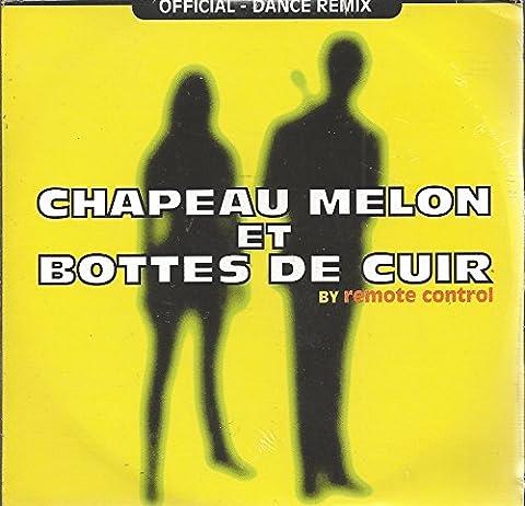 Chapeau melon et bottes de cuir / Hawaii police d'etat (Official Dance Remix) (Pappcover) /