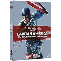 Capitán América: El Soldado De Invierno - Edición Coleccionista