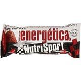 NutriSport - Barrita Energética - Sabor a fresa - 44 g