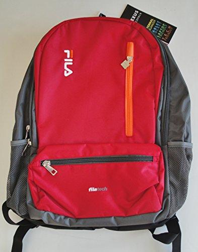 Fila 0844040010366 Vertigo Tech Laptop 17 X 10 X12 Backpack tech Bp ... 234b8c4e9fa68