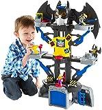 Imaginext Transforming Batcave Playset