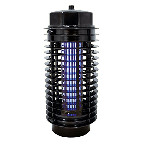 sentik-electronic-uv-insect-killer-mosquito-pest-fly-bug-zapper-black