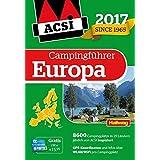 ACSI Internationaler Campingführer Europa 2017 (Hallwag Promobil)
