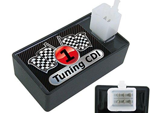Offene Sport Tuning (6 Pin!) CDI für 50ccm 4Takt Baumarkt Roller / Motor / Motoren