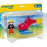 PLAYMOBIL 6789 - Feuerwehrheli