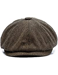 KeepSa Coppola Cappello Irish Gatsby Newsboy Hat Wool Felt Gatsby Ivy cap 11a00197d52d
