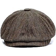 KeepSa Coppola Cappello Irish Gatsby Newsboy Hat Wool Felt Gatsby Ivy cap 99449a776ffa
