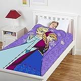Jay at Play Zippysack Disney Frozen Elsa & Anna Twin Purple,Blue