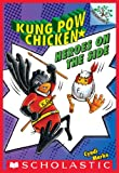 Heroes on the Side (Kung Pow Chicken #4) (English Edition)