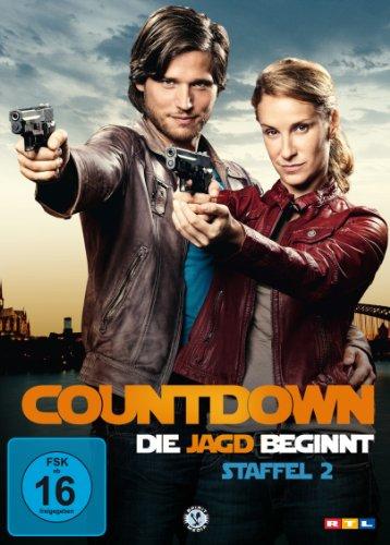 Bild von Countdown - Die Jagd beginnt (Staffel 02, 8 Folgen) [2 DVDs]