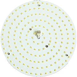 LED Umrüstsatz rund 180mm 20W 4000K LED Modul für Innen und Außen Leuchten Lampen für den Umbau auf LED