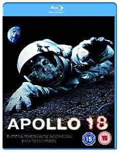 [UK-Import]Apollo 18 Blu-Ray