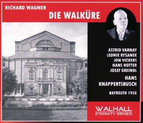 Richard Wagner: La Walkyrie