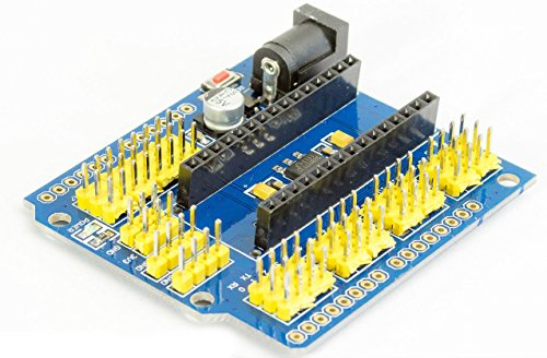 Nano IO Extension Servo Sensor Shield para Arduino Nano V3 y tablas de compatible