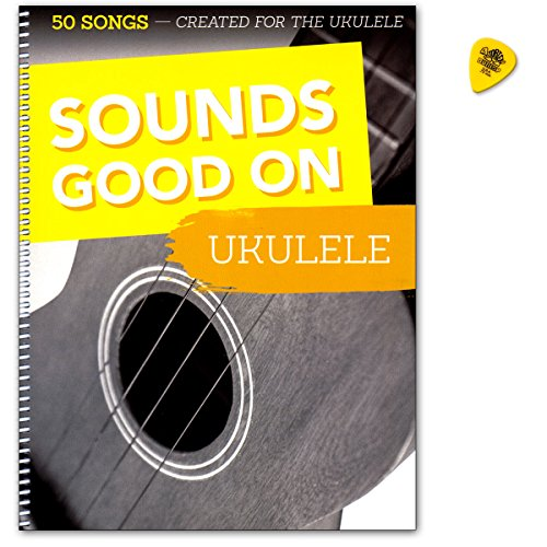 le - 50 Songs Created For The Ukulele - Songbook mit Dunlop Plek ()