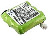 Schnurlos Telefon Akku Ni-MH 300mAh/1.08 Wh 3.6V passend für Binatone, Digi-Phone, Doro, Master, Panafone