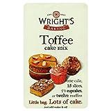 Wright's Caramello Miscela Di Torta 500g (Confezione da 6)
