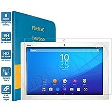 PREMYO cristal templado Z4 Tablet. Protector cristal templado Z4 Tablet con una dureza de 9H, bordes redondeados a 2,5D. Protector pantalla Sony Xperia Z4 Tablet
