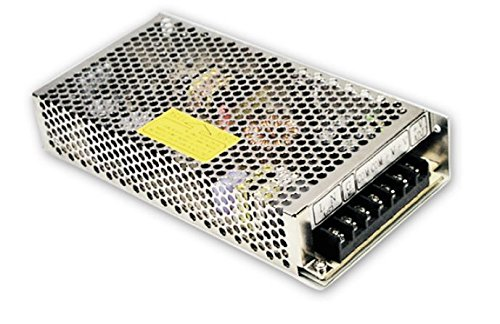 Fuente de alimentación LED, transformador, 24V DC, 320W, 215x 115x 50mm, MeanWell con ventilador