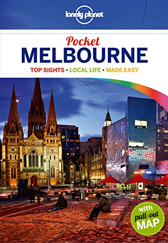 Pocket Melbourne 3 (Travel Guide)