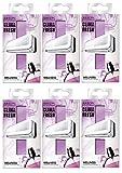AREON Clima Deodorante Ambiente Benessere Filtri Condizionatori Profumati Casa Viola (Wellness Set di 6)