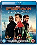 Spider-Man: Far From Home [Blu-ray] [2019] [Region Free] only £14.99 on Amazon