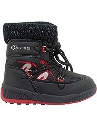 Kefas - Sled 3128- Botas Canadiennes Junior QScHF4ZA