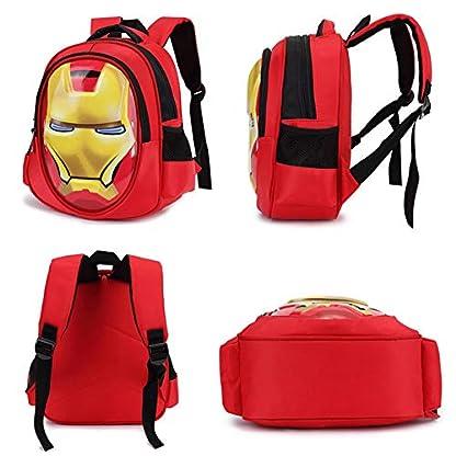 51dn56WWM3L. SS416  - Abejorro Transformers Capitán América Mochila Escolar Para Niños Mochilas Para Adolescentes Para Niños Y Niñas Mochilas Escolares