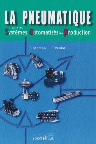 Le pneumatique dans les systèmes automatiques de production par Moreno