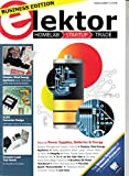 Elektor Business english 2 2017 Power Supplies Batteries Energy Zeitschrift Magazin Einzelheft Heft