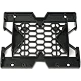 """Alcoa Prime 5.25"""" to 3.5"""" 2.5"""" SSD Hard Drive Bay Tray Cooling PC Fan Mounting Bracket Screw"""