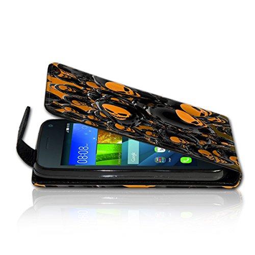 Vertical Flip Style Housse Case Étui Coque Motif cartes étui support pour Apple iPhone 6/6S–Variante ver36 Design 5