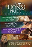A Lion's Pride: Books 1-4