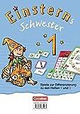 Einsterns Schwester - Erstlesen - Zu allen Ausgaben: 1. Schuljahr - Spiele zur Differenzierung zu den Heften 1 und 2