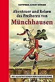 Abenteuer und Reisen des Freiherrn von Münchhausen: Halbleinen: mit Illustrationen von Gustave Doré