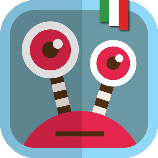 abbastanza ABC Alfabots - Alfabeto italiano dei robot per bambini: impara a  GM64