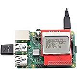 SunFounder Raspberry Pi CPU/RAM Display 5110 Mini LCD 84*48 PCD8544 Shield For Model B+/B
