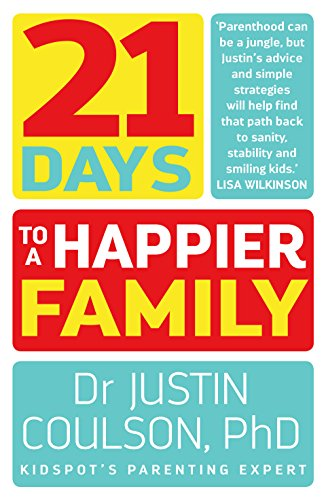 Descargar PDF Gratis 21 Days to a Happier Family