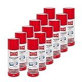 BALLISTOL Teflon® Spray 12 Ds. 200 ml Trockenschmierung PTFE Teflonspray 25600
