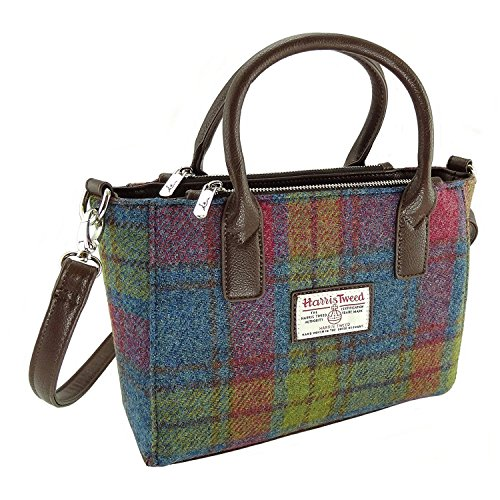Harris Tweed Ladies Small Tote Bag
