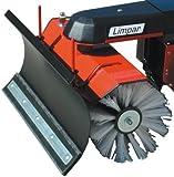 4F Maschinentechnik - Lama spazzaneve per macchine spazzatrici Limpar 67 69 72 e batteria 24