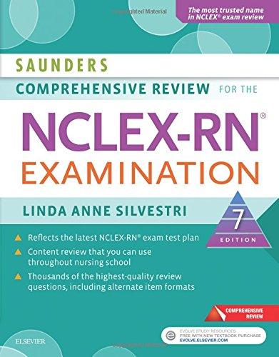 Download a top quality ebook saunders comprehensive review for the n….