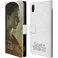 Official HBO Game Of Thrones Sansa Stark Character Portraits Leather Book Wallet Case Cover For Sony Xperia Z2