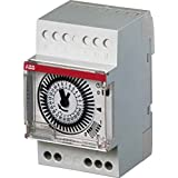 ABB 426293GSB Horloge analogique 24 h 1 canal 3 modules