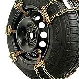 GOandStOp Anti-Rutsch-Reifen-Kette Schneekette Universal für Auto SUV LKW 10pcs