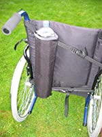 Sheerlines Wheelchair Oxygen Bottle Holder (Single)