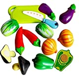Stuff Jam Realistic Sliceable Vegetables...